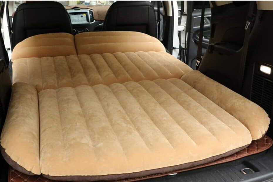 Top 5 travel beds for car